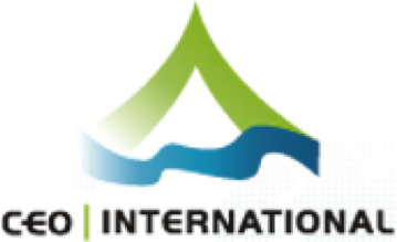 CEO International logo